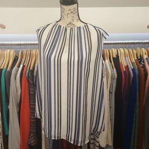 Ann Taylor XL sleeveless shirt